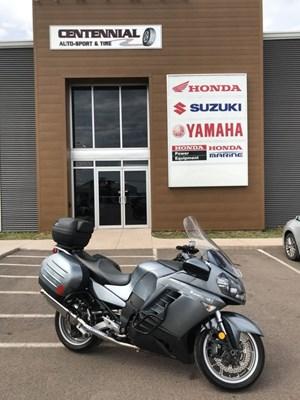 2008 Kawasaki Concours 14