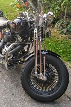 Harley-Davidson Heritage Springer 2002