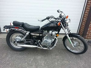 Honda Rebel  (CMX250C) 2008