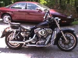 Harley-Davidson FXRS 1984