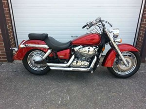 Honda Shadow Aero  (VT750C) 2008