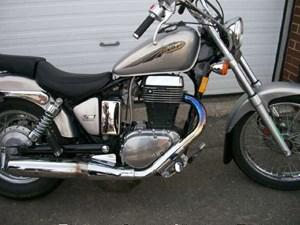 Suzuki Savage 650 (LS650P) 2004
