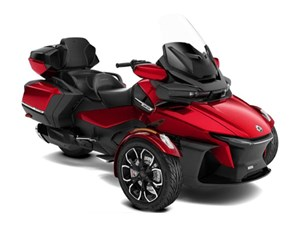 2021 Can-Am Spyder RT Limited Chrome