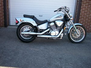 Honda Shadow VLX (VT600C) 2007