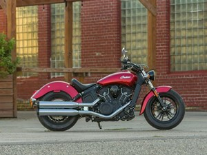 2021 Indian Motorcycle® Scout® Sixty ABS Ruby Metallic