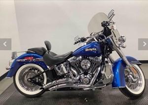 2017 Harley-Davidson FLSTN - Softail® Deluxe