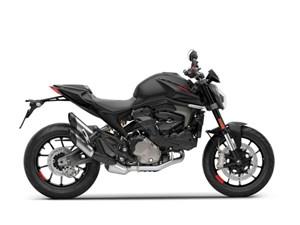 2021 Ducati Monster + Dark Stealth