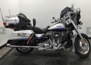 2009 Harley-Davidson FLHTCUSE4 CVO ULTRA CLASSIC