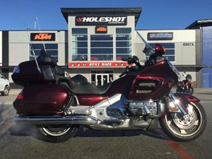 2007 Honda Goldwing Abs