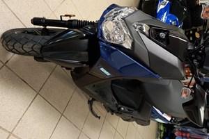 2021 Yamaha YW125