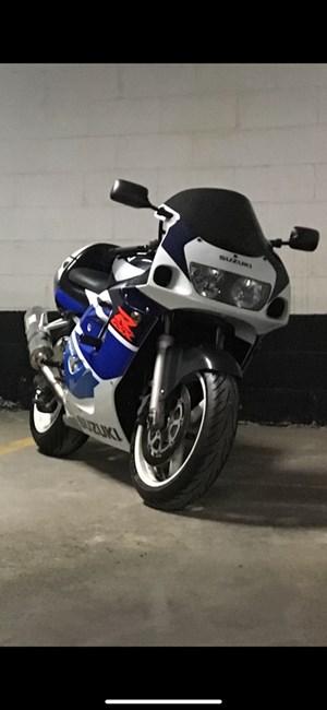 2000 Suzuki Gsxr