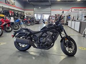 2021 Honda Rebel 1100 ABS