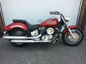 Yamaha V Star 1100 Custom 2006
