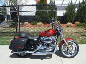 Harley-Davidson Sportster SuperLow 2014