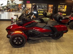2021 Can-Am Spyder® RT Limited Dark