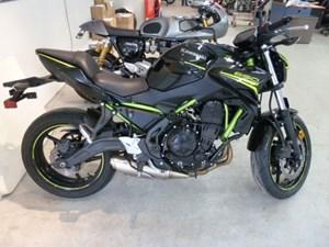 2020 Kawasaki Ninja 650 ABS SE