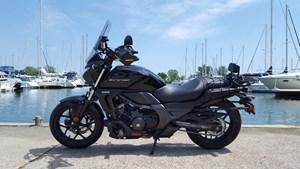 2014 Honda CTX700AE