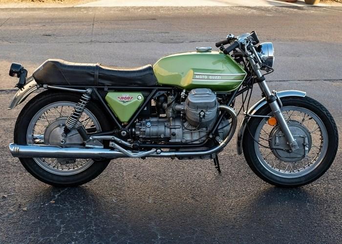1973 Moto Guzzi V7 Sport Photo 1 of 1