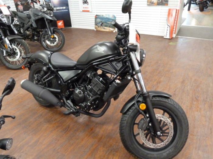 2021 Honda Rebel 300 Photo 1 of 8