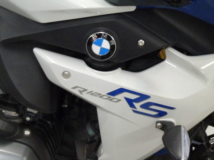 2016 BMW R1200RS Lupin Blue / Light Grey Metallic Photo 3 of 9