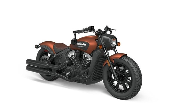 2021 INDIAN Scout Bobber ICON ABS Photo 1 of 1