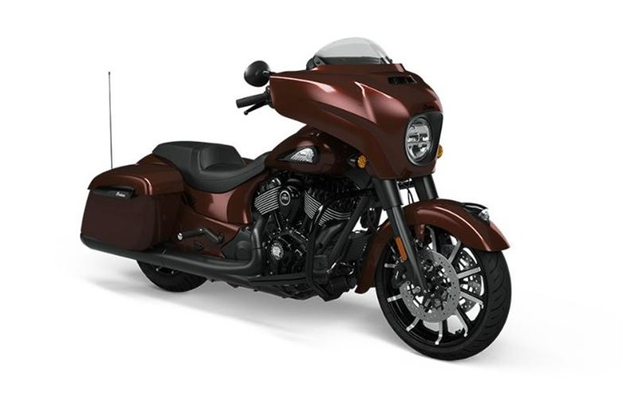 2021 INDIAN Chieftain Dark Horse ICON Photo 1 of 1