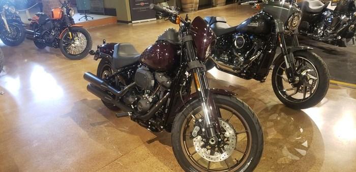 2021 Harley-Davidson FXLRS - Low Rider™ S Photo 1 of 7