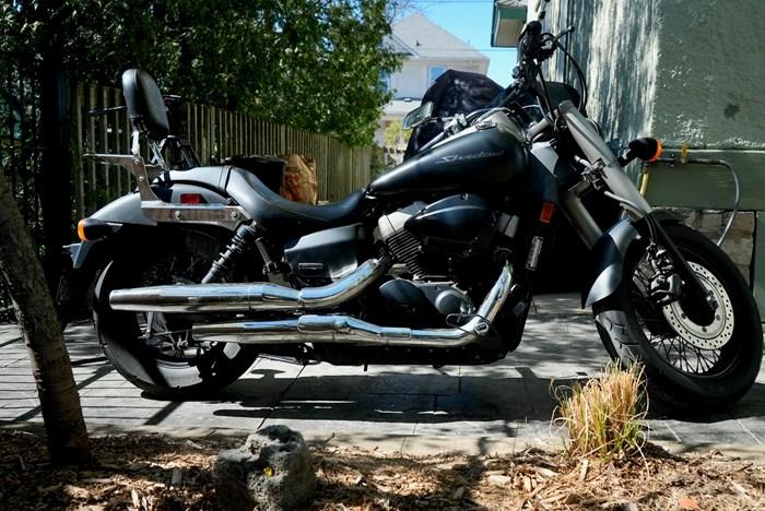 2012 Honda Shadow Photo 1 of 5