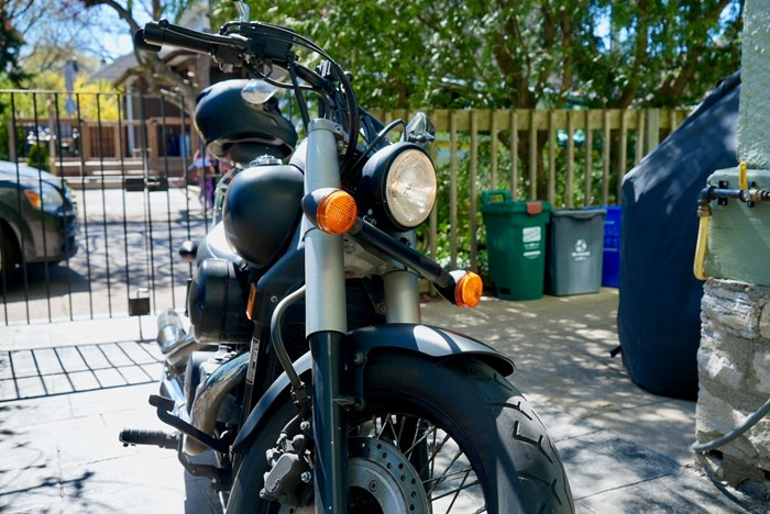 2012 Honda Shadow Photo 3 of 5