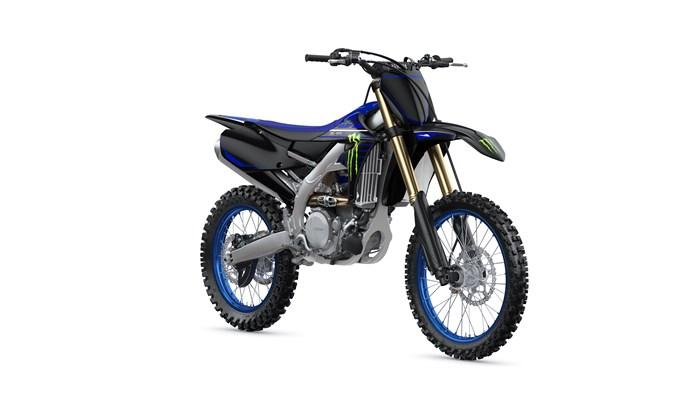 2021 Yamaha YZ450F Photo 1 of 8