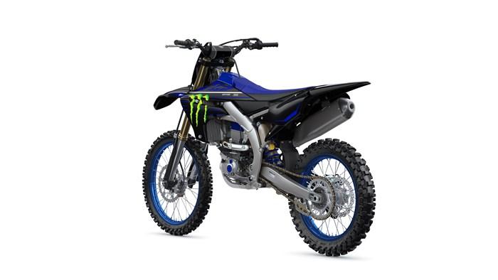 2021 Yamaha YZ450F Photo 2 of 8