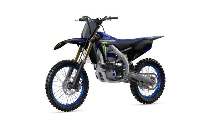 2021 Yamaha YZ450F Photo 3 of 8