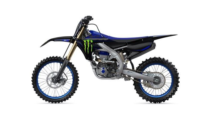 2021 Yamaha YZ450F Photo 5 of 8