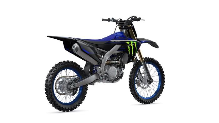 2021 Yamaha YZ450F Photo 8 of 8