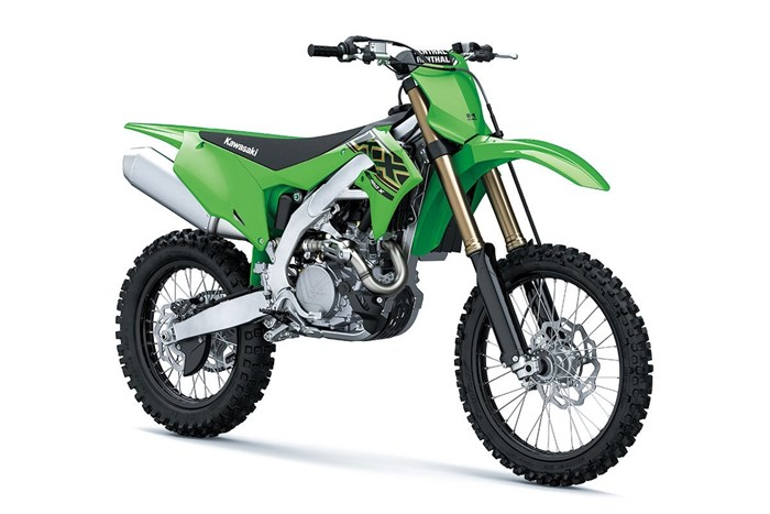 2021 KAWASAKI KX450X Photo 1 of 2