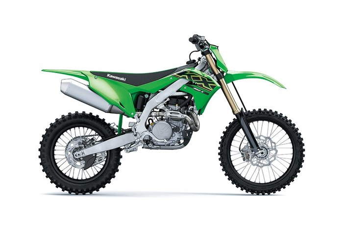 2021 KAWASAKI KX450X Photo 2 of 2
