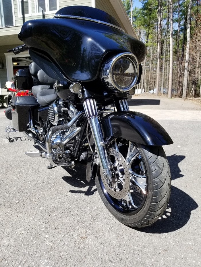 2007 Harley-Davidson Street Glide Photo 7 of 9