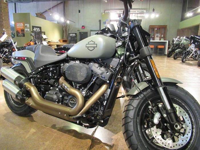 2021 Harley-Davidson FXFBS - Fat Bob™ 114 Photo 1 of 11