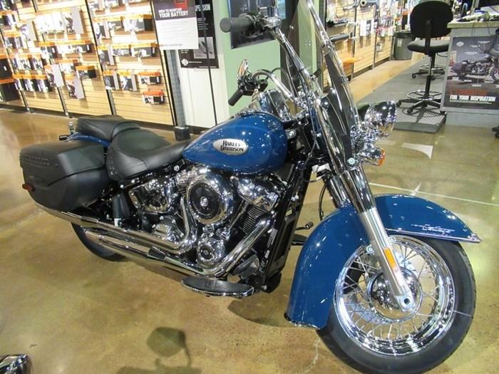 2021 Harley-Davidson FLHC - Heritage Classic Photo 1 of 9