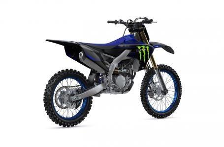 2021 Yamaha YZ250F - Monster Energy Yamaha Racing Edition Photo 2 of 14