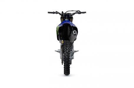 2021 Yamaha YZ250F - Monster Energy Yamaha Racing Edition Photo 3 of 14