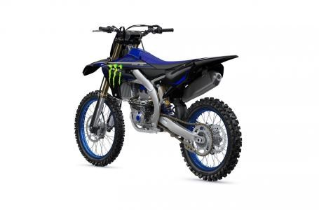 2021 Yamaha YZ250F - Monster Energy Yamaha Racing Edition Photo 4 of 14