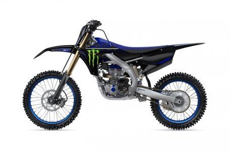2021 Yamaha YZ250F - Monster Energy Yamaha Racing Edition Photo 5 of 14