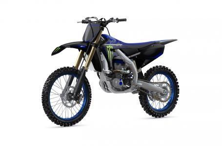 2021 Yamaha YZ250F - Monster Energy Yamaha Racing Edition Photo 6 of 14