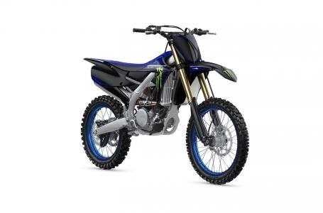 2021 Yamaha YZ250F - Monster Energy Yamaha Racing Edition Photo 8 of 14