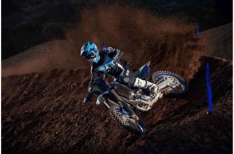 2021 Yamaha YZ250F - Monster Energy Yamaha Racing Edition Photo 9 of 14