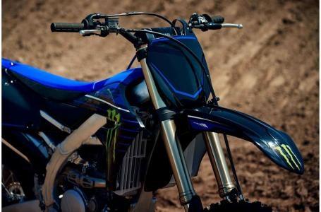 2021 Yamaha YZ250F - Monster Energy Yamaha Racing Edition Photo 10 of 14