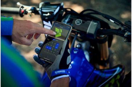 2021 Yamaha YZ250F - Monster Energy Yamaha Racing Edition Photo 11 of 14