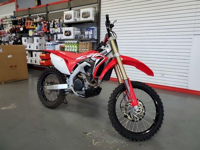2020 Honda CRF450R Photo 2 of 12