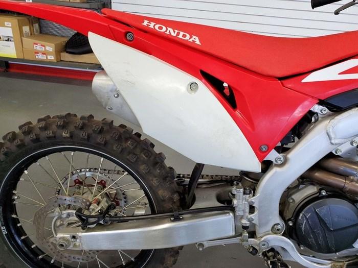 2020 Honda CRF450R Photo 5 of 12